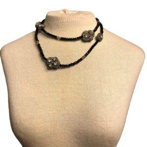WHITE HOUSE BLACK MARKET Necklace Beaded